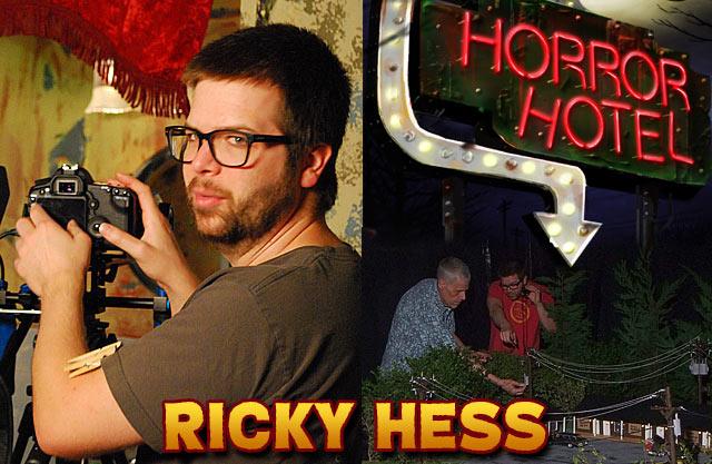 Ricky Hess