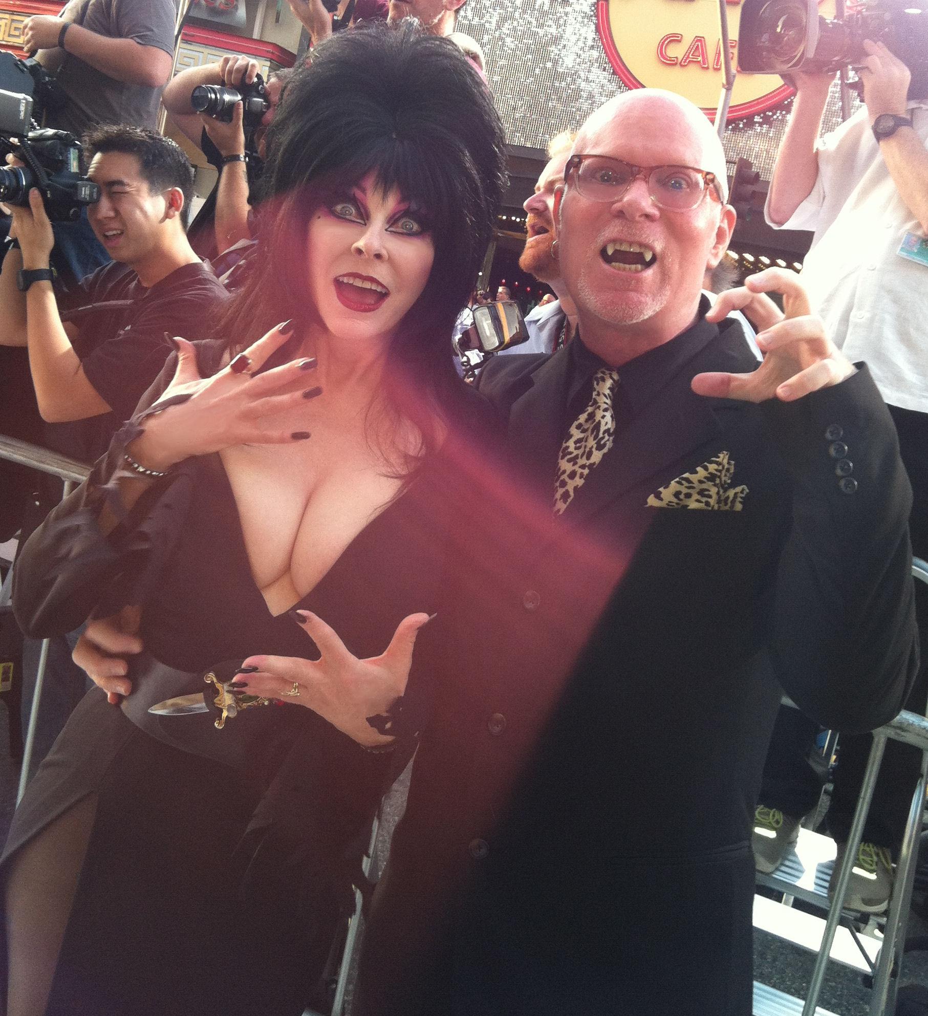142, Elvira and Sam Irvin on the red carpet.jpg