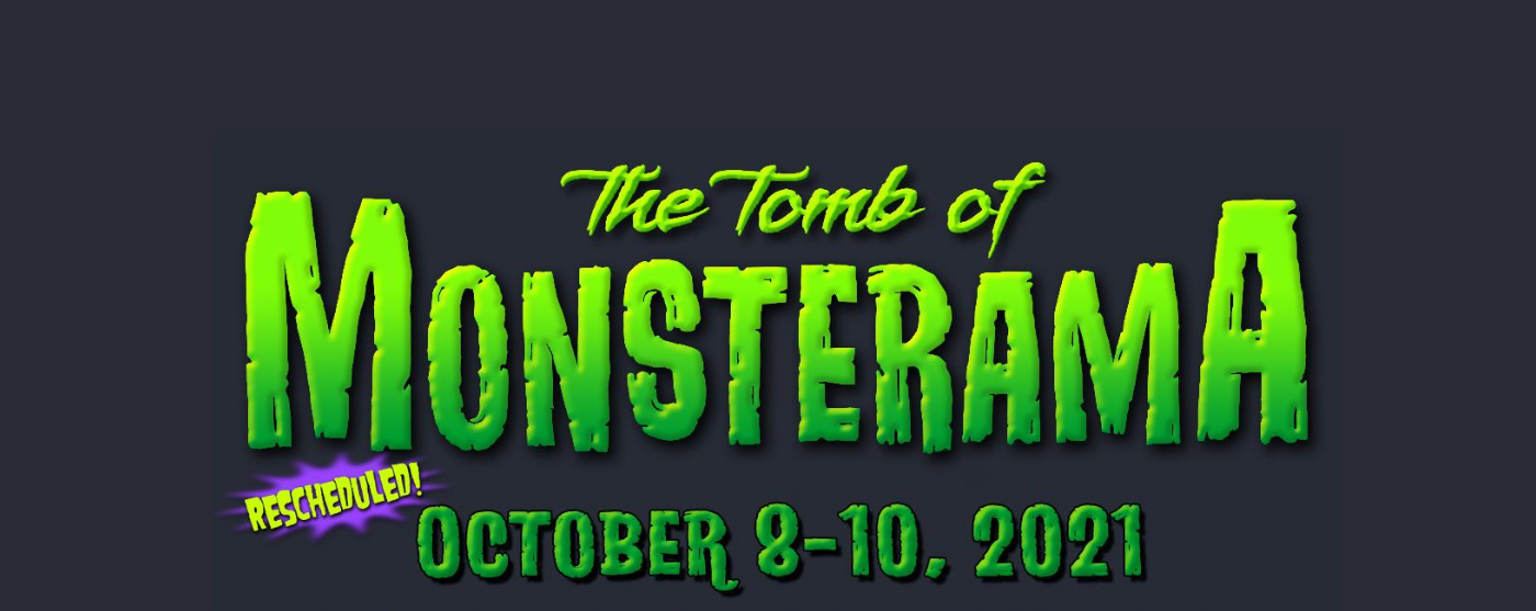 Atlanta's Only Classic Horror Convention! Join us Oct 7-9, 2016!